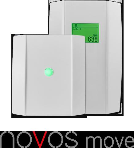 NOVOS move Introbild