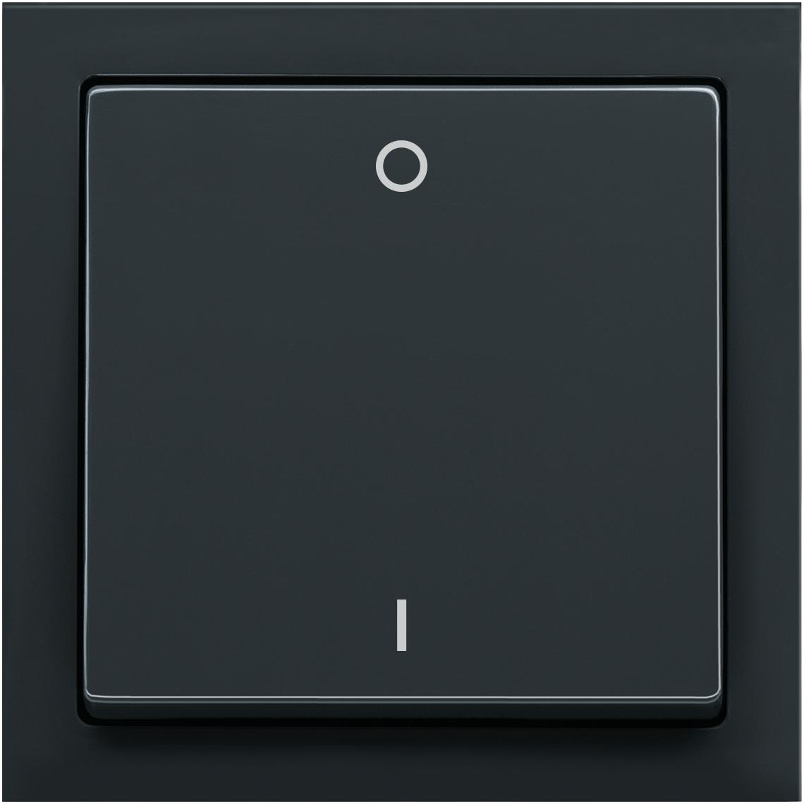 2-Kanal Licht Busch-Jaeger future® linear anthrazit Produktbild