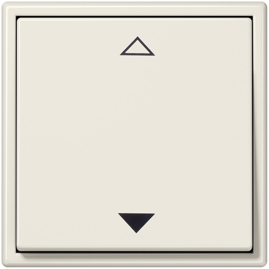 2-Kanal Jalousie Jung LS 990 weiß Produktbild