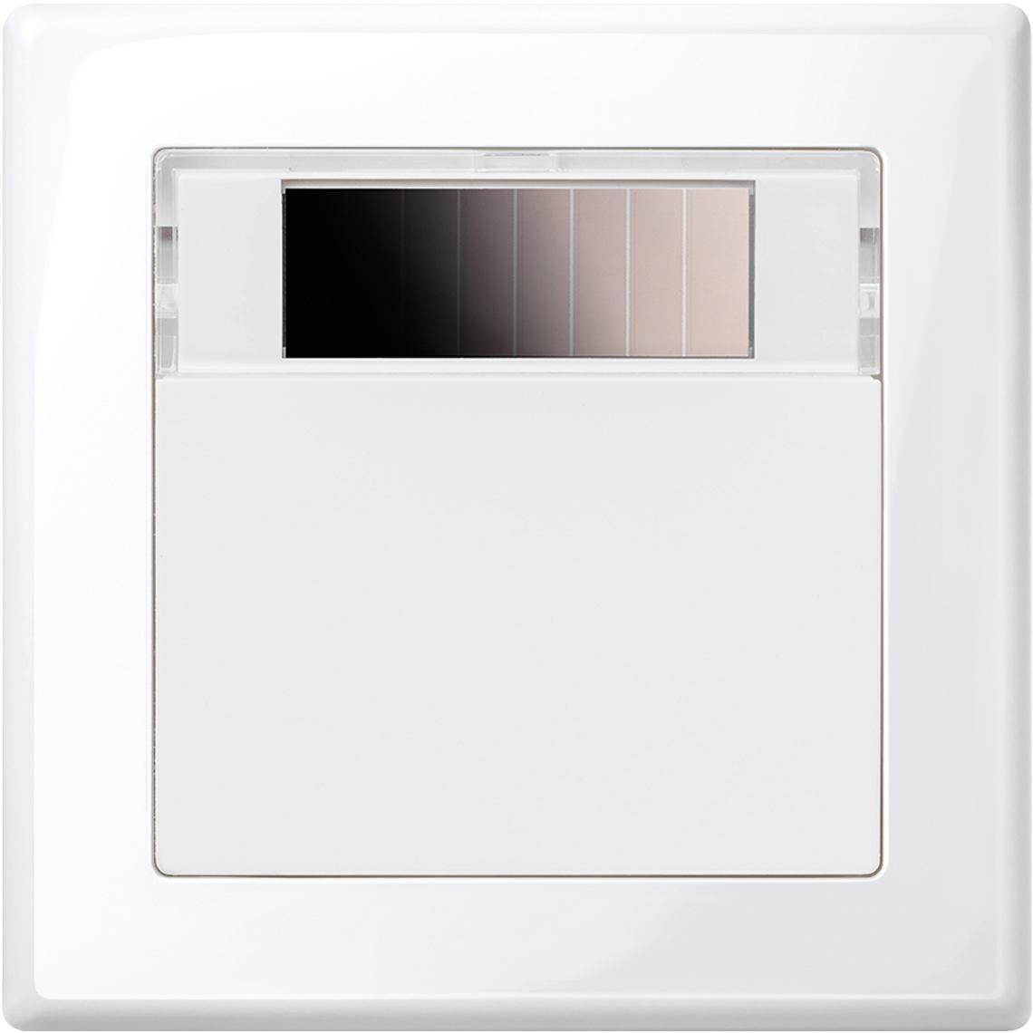 SR07 Merten M-Plan polarweiß glänzend Produktbild