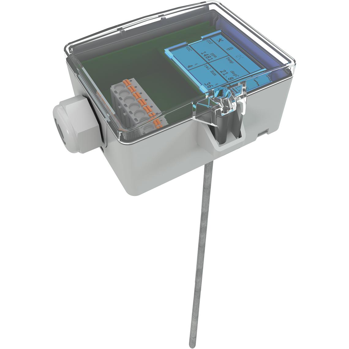 AKF10+ LCD RS485 BACnet 250.06 Produktbild