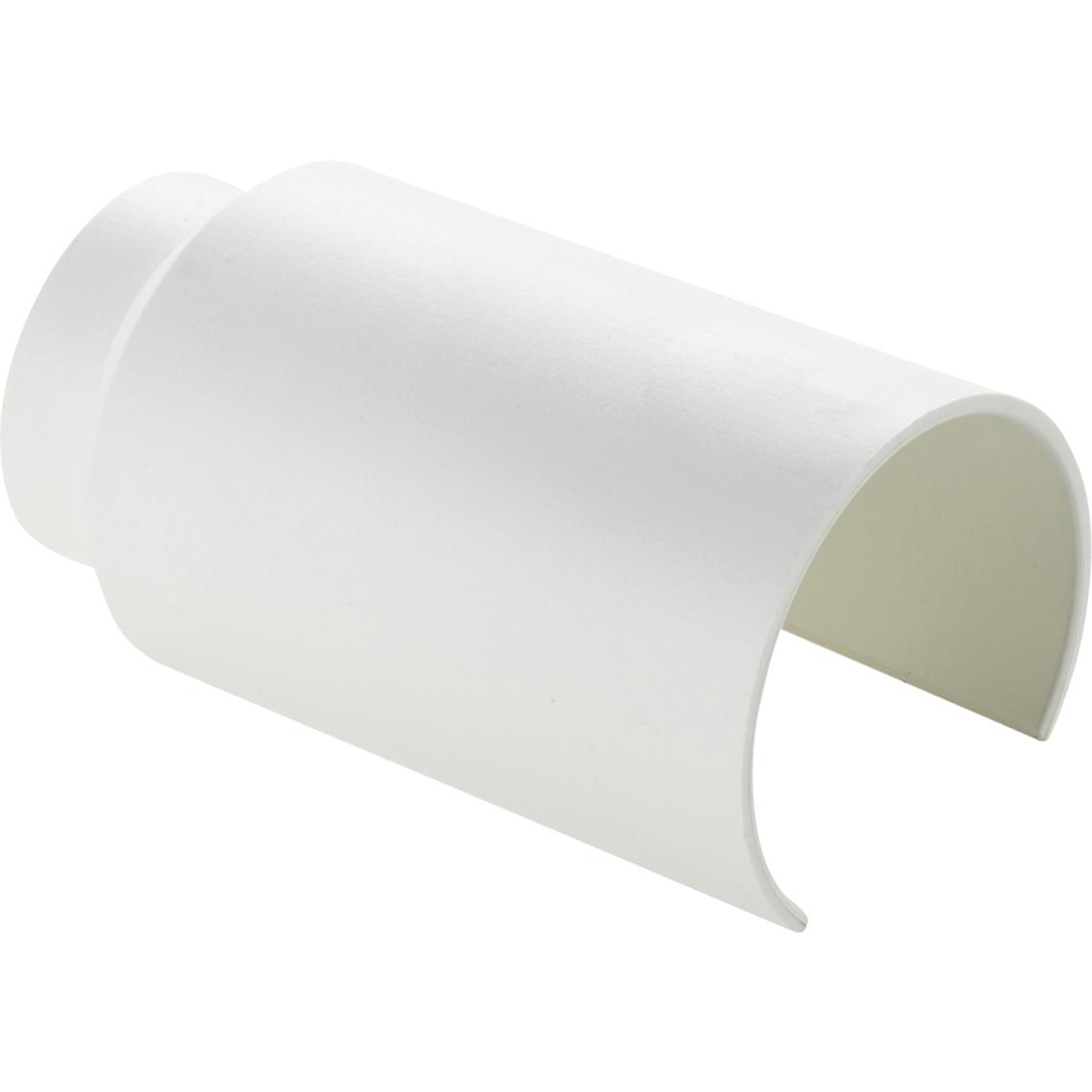 Sonnen-/Regenschutz PA6 weiß für Außen-Feuchtefühler Produktbild